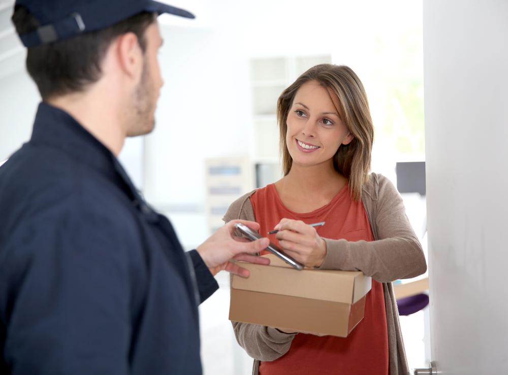 door to door delivery